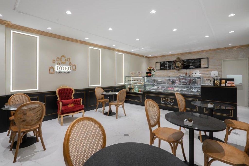 Lubianca Arquitetos - D'oro Gelateria e Café-1