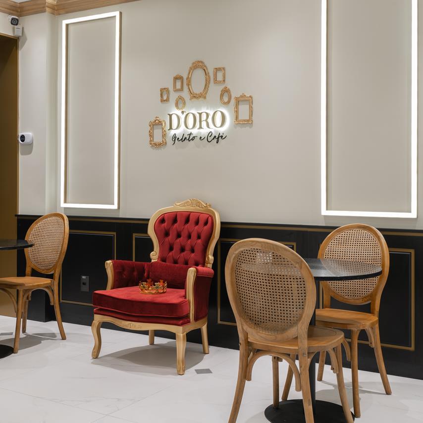 Lubianca Arquitetos - D'oro Gelateria e Café-14