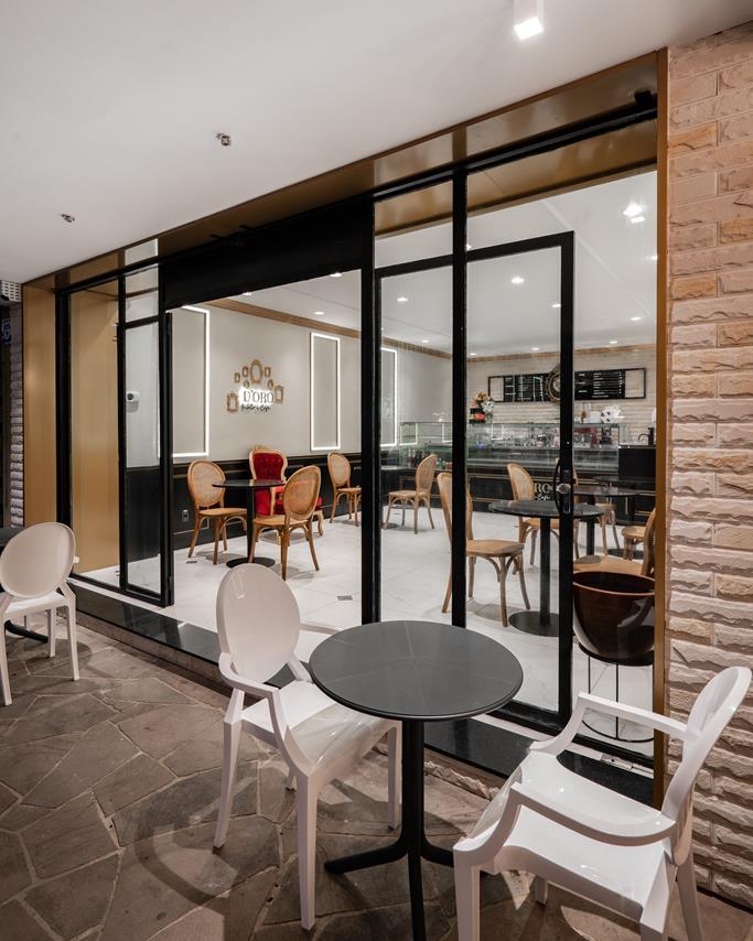 Lubianca Arquitetos - D'oro Gelateria e Café-22